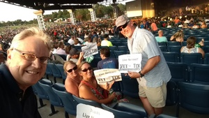 Cameron attended Foreigner - Juke Box Heroes Tour With Special Guest Whitesnake and Jason Bonham's LED Zeppelin Evening on Jul 3rd 2018 via VetTix