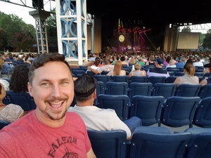 Barry attended Foreigner - Juke Box Heroes Tour With Special Guest Whitesnake and Jason Bonham's LED Zeppelin Evening on Jul 3rd 2018 via VetTix