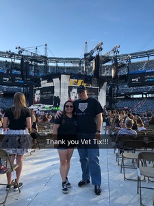 Diana attended Taylor Swift Reputation Stadium Tour on Jul 20th 2018 via VetTix