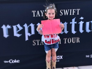 Keith attended Taylor Swift Reputation Stadium Tour on Jul 20th 2018 via VetTix