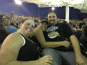 James attended Thirty Seconds to Mars on Jul 6th 2018 via VetTix