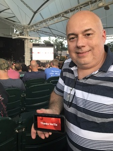 Ted attended Thirty Seconds to Mars on Jul 6th 2018 via VetTix