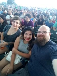 Sean attended Thirty Seconds to Mars on Jul 6th 2018 via VetTix