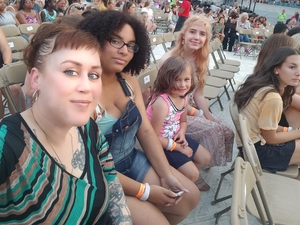Heather attended Taylor Swift Reputation Stadium Tour on Jul 13th 2018 via VetTix