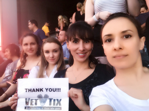 Andrey attended Taylor Swift Reputation Stadium Tour on Jul 13th 2018 via VetTix