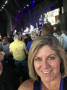 Eva attended Chicago / Reo Speedwagon on Jun 29th 2018 via VetTix