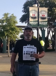 James attended Chicago / Reo Speedwagon on Jun 29th 2018 via VetTix