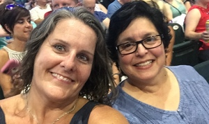 Wendy attended Chicago / Reo Speedwagon on Jun 29th 2018 via VetTix