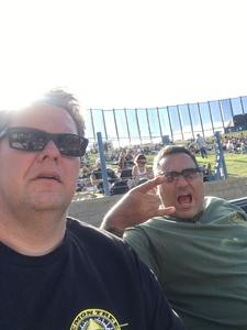 Jason attended Counting Crows With Special Guest +live+: 25 Years and Counting - Lawn Seats on Jul 6th 2018 via VetTix