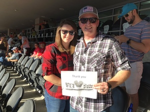 Austin attended Kenny Chesney: Trip Around the Sun Tour With Old Dominion on Jul 7th 2018 via VetTix