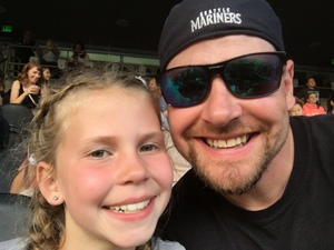 William attended Kenny Chesney: Trip Around the Sun Tour With Old Dominion on Jul 7th 2018 via VetTix