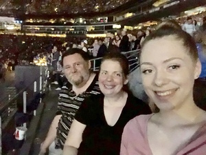Gene attended Kenny Chesney: Trip Around the Sun Tour With Old Dominion on Jul 7th 2018 via VetTix