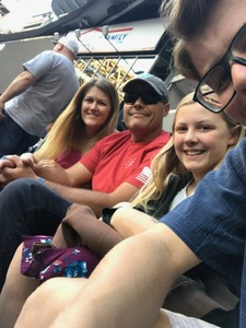 Jason attended Kenny Chesney: Trip Around the Sun Tour With Old Dominion on Jul 7th 2018 via VetTix