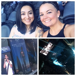 casey attended Kenny Chesney: Trip Around the Sun Tour With Old Dominion on Jul 7th 2018 via VetTix