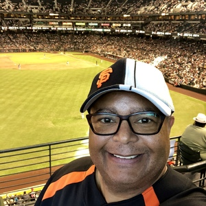 Ricardo attended Arizona Diamondbacks vs. San Francisco Giants - MLB on Jul 1st 2018 via VetTix