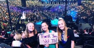 Alex attended Harry Styles (one Direction) Live on Tour - 2018 With Special Guest Kacey Musgraves on Jul 3rd 2018 via VetTix