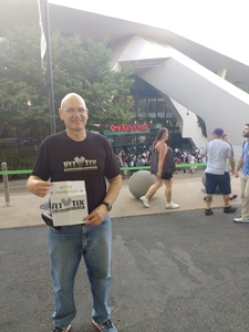 Mark attended Tim McGraw & Faith Hill Soul2Soul the World Tour 2018 - Country on Jul 13th 2018 via VetTix