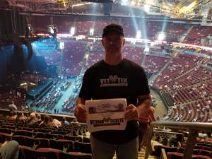Cory attended Tim McGraw & Faith Hill Soul2Soul the World Tour 2018 - Country on Jul 13th 2018 via VetTix