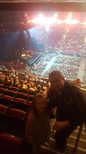 Jimmie attended Tim McGraw & Faith Hill Soul2Soul the World Tour 2018 - Country on Jul 13th 2018 via VetTix