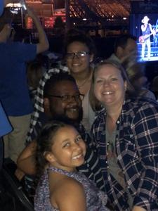 Eric attended Tim McGraw & Faith Hill Soul2Soul the World Tour 2018 - Country on Jul 13th 2018 via VetTix