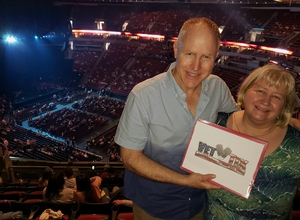 Bryan attended Tim McGraw & Faith Hill Soul2Soul the World Tour 2018 - Country on Jul 13th 2018 via VetTix