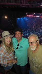 Randy attended Tim McGraw & Faith Hill Soul2Soul the World Tour 2018 - Country on Jul 13th 2018 via VetTix