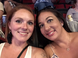 Melanie attended Tim McGraw & Faith Hill Soul2Soul the World Tour 2018 - Country on Jul 13th 2018 via VetTix