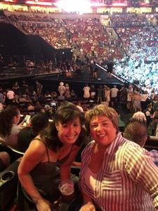 Vanessa attended Tim McGraw & Faith Hill Soul2Soul the World Tour 2018 - Country on Jul 13th 2018 via VetTix