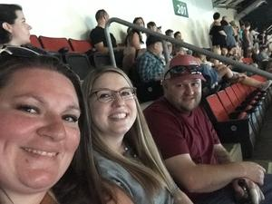 Janson attended Tim McGraw & Faith Hill Soul2Soul the World Tour 2018 - Country on Jul 13th 2018 via VetTix