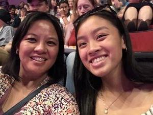 Myong attended Tim McGraw & Faith Hill Soul2Soul the World Tour 2018 - Country on Jul 13th 2018 via VetTix