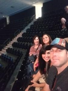 Stefan attended Tim McGraw & Faith Hill Soul2Soul the World Tour 2018 - Country on Jul 14th 2018 via VetTix