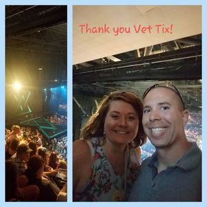 Duane attended Tim McGraw & Faith Hill Soul2Soul the World Tour 2018 - Country on Jul 14th 2018 via VetTix