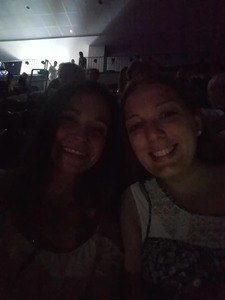 Erin attended Tim McGraw & Faith Hill Soul2Soul the World Tour 2018 - Country on Jul 14th 2018 via VetTix