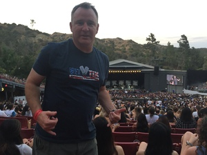 Kevin attended Vance Joy Nation of Two World Tour on Jul 6th 2018 via VetTix