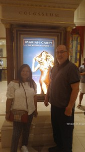 Ronald attended Mariah Carey - the Butterfly Returns on Jul 5th 2018 via VetTix