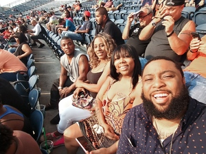 Torrance Friend attended Western and Eastern Conference Championship - Double Header - Legends Football League - Women of the Gridiron on Aug 25th 2018 via VetTix