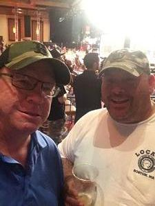John attended Ces MMA - Mixed Martial Arts - Presented by Classic Entertainment Sports on Aug 3rd 2018 via VetTix