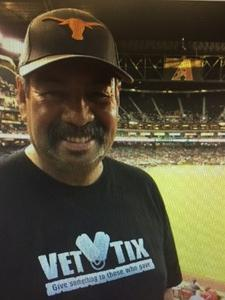 Victor attended Arizona Diamondbacks vs. Texas Rangers - MLB on Jul 30th 2018 via VetTix