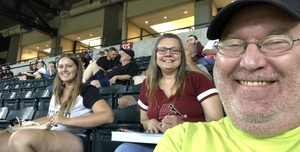 Chris attended Arizona Diamondbacks vs. San Francisco Giants - MLB on Aug 3rd 2018 via VetTix