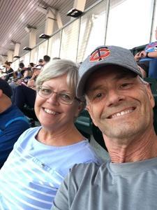John attended Minnesota Twins vs. Kansas City Royals - MLB on Aug 4th 2018 via VetTix