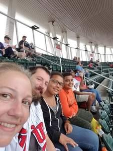 ken attended Minnesota Twins vs. Kansas City Royals - MLB on Aug 4th 2018 via VetTix