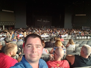 Tom attended 3 Doors Down & Collective Soul: the Rock & Roll Express Tour on Jul 17th 2018 via VetTix