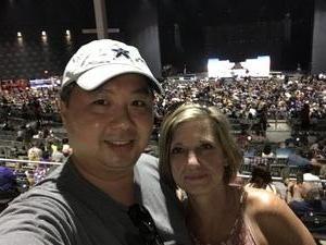 Phillip attended 3 Doors Down & Collective Soul: the Rock & Roll Express Tour on Jul 17th 2018 via VetTix