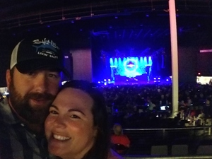 Sam B attended 3 Doors Down & Collective Soul: the Rock & Roll Express Tour on Jul 17th 2018 via VetTix