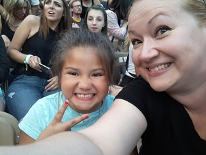 Hollie attended Taylor Swift Reputation Stadium Tour on Jul 17th 2018 via VetTix