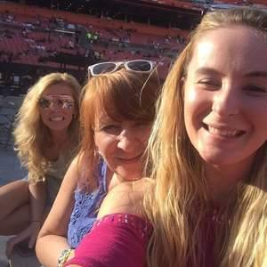 Jennifer attended Taylor Swift Reputation Stadium Tour on Jul 17th 2018 via VetTix