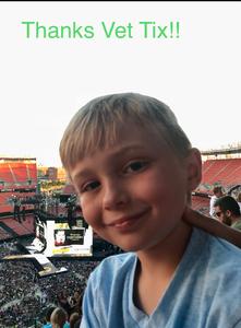 Daniel attended Taylor Swift Reputation Stadium Tour on Jul 17th 2018 via VetTix