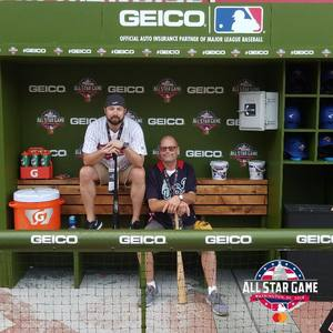 Larry attended 2018 MLB All-star Game - American League vs. National League on Jul 17th 2018 via VetTix