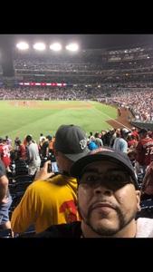 Lexa attended 2018 MLB All-star Game - American League vs. National League on Jul 17th 2018 via VetTix