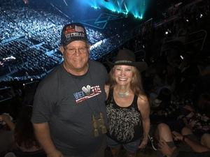 Jim attended Tim McGraw & Faith Hill Soul2Soul the World Tour 2018 on Jul 20th 2018 via VetTix